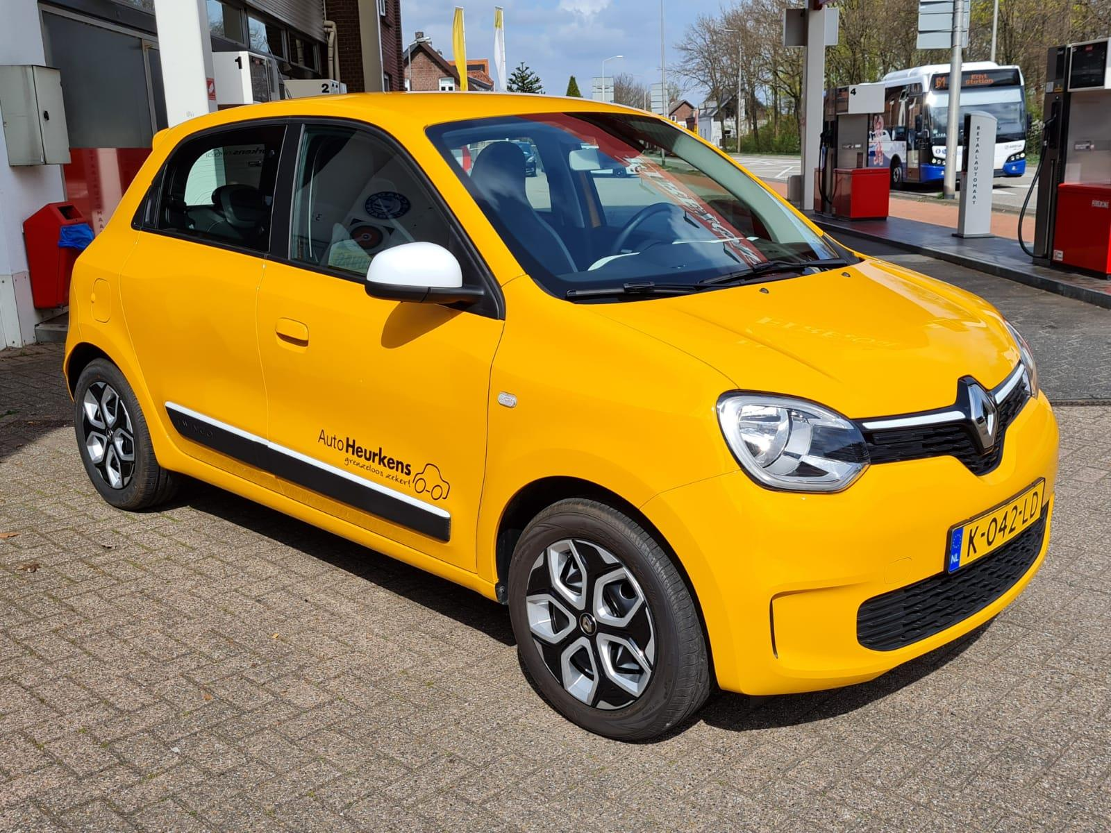 Renault Twingo SCe 65 Collection   Pack Exterieur Blanc   Weinig kms!  